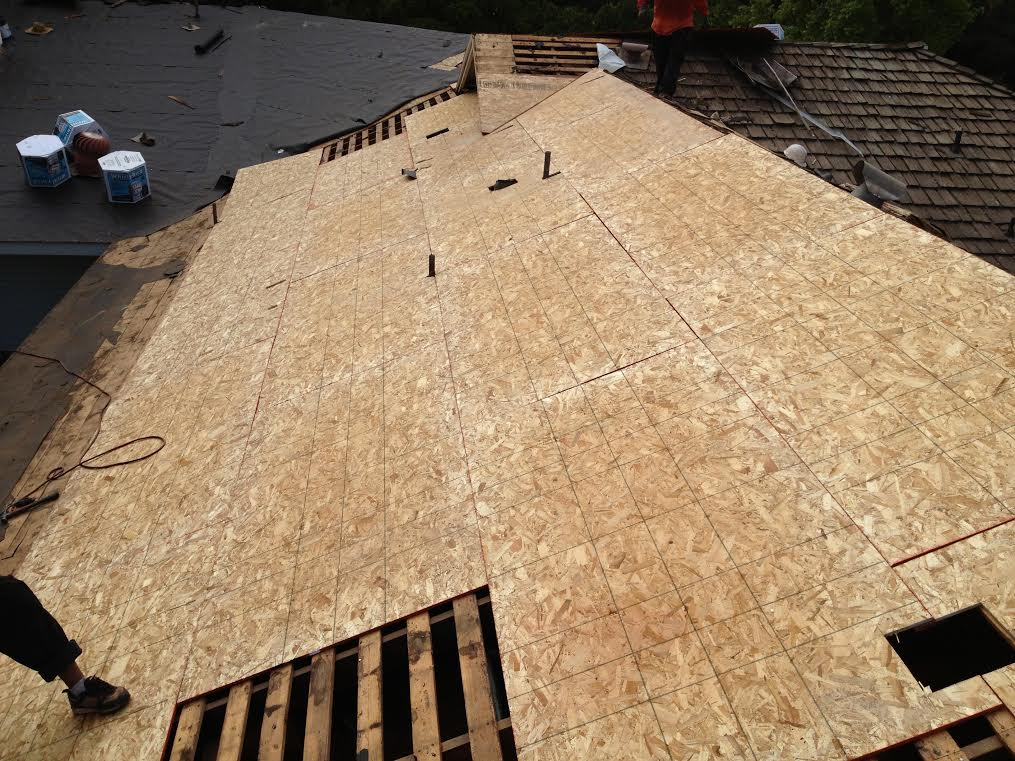 Roofing plywood bad roof plywood for T g roof decking